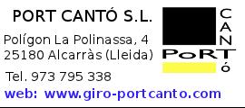 Giró / Port Cantó